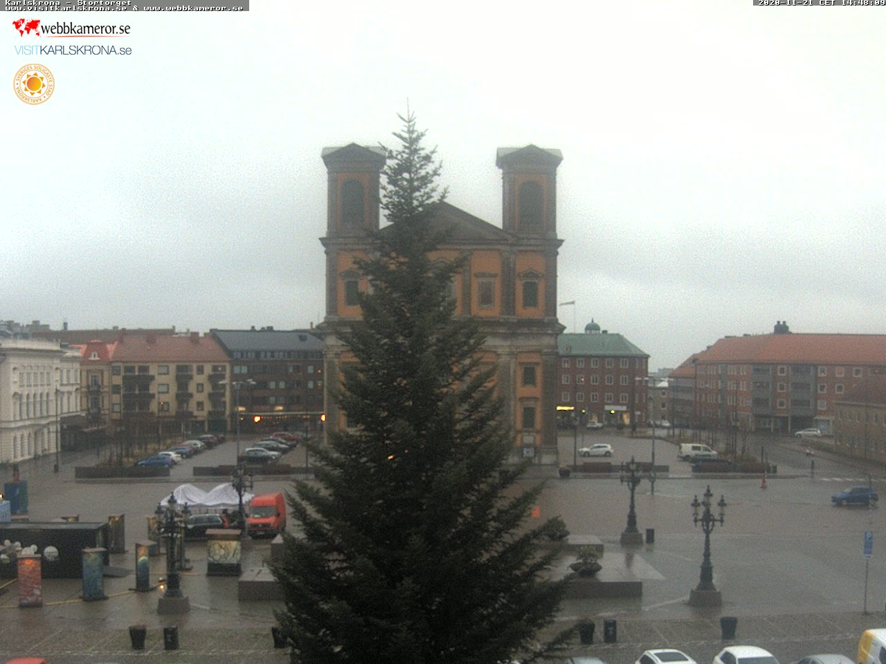 Webbkamera - Karlskrona