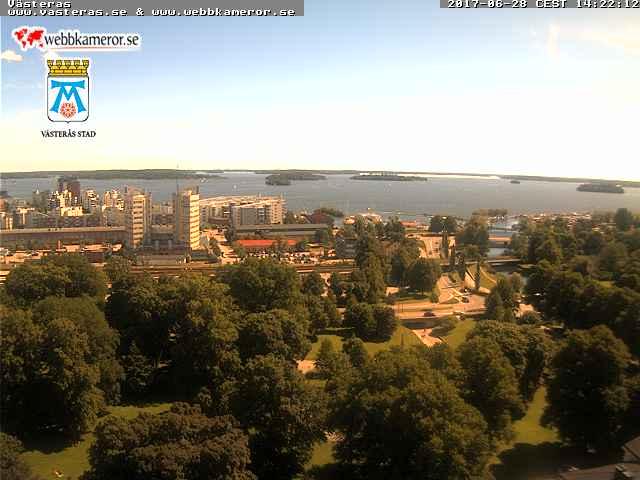 Webkamera Västerås